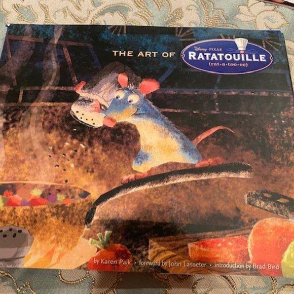 Disney Other - Disney - The Art of Ratatouille (2007)